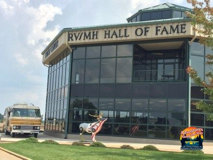 RV/MH Hall of Fame and Museum