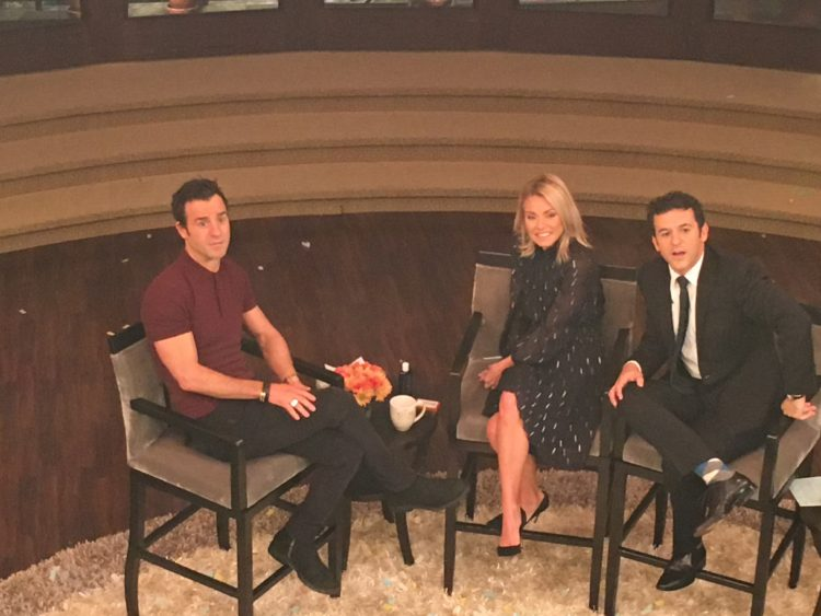 Live With Kelly (and guest host Fred Savage)